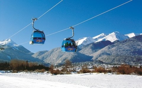 Revealed: The cheapest ski resorts for families this winter