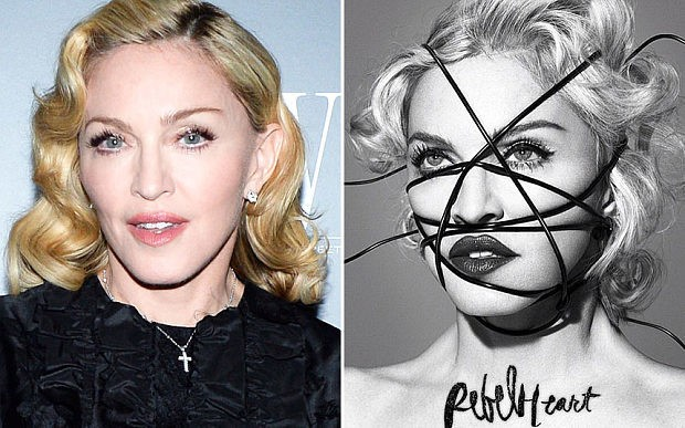 Madonna criticised over Nelson Mandela picture