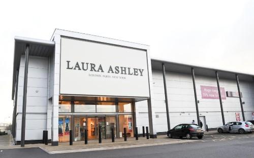 Struggling icon Laura Ashley gets takeover bid