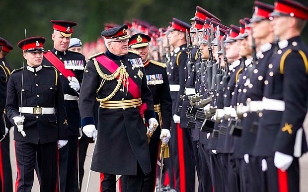 Learn foreign language or miss out on promotion, Army officers told