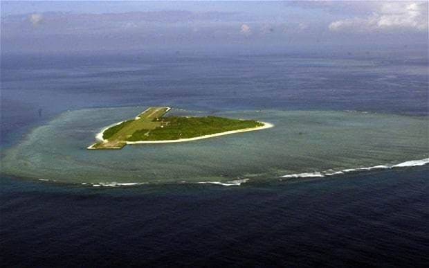 Philippines accused of trying to 'illegally' occupy South China Sea territories