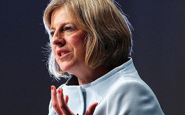 Theresa May: New laws to tackle British jihadists