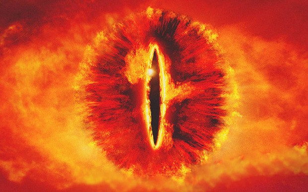 Lord of the Rings 'Eye of Sauron' installation in Moscow condemned by Orthodox Church