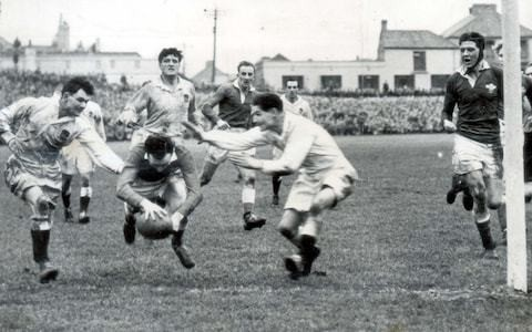 CG Woodruff, England's oldest surviving rugby international – obituary