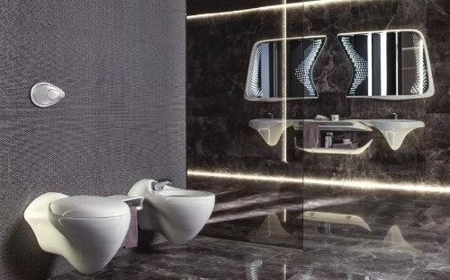 Zaha Hadid's first bathroom range revealed - four months on from her death