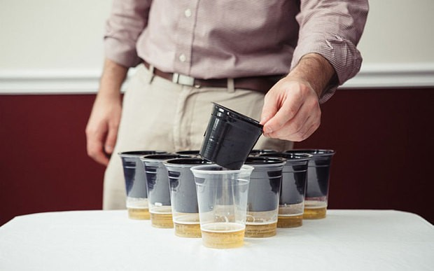 Dirty beer pong is now a thing of the past