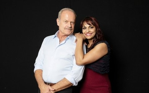 Frasier's Kelsey Grammer on Cheers, Brexit and his new co-star Danielle de Niese