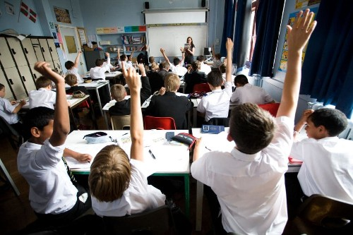 A failing school can hold back even the brightest of students - believe me, I was one of them