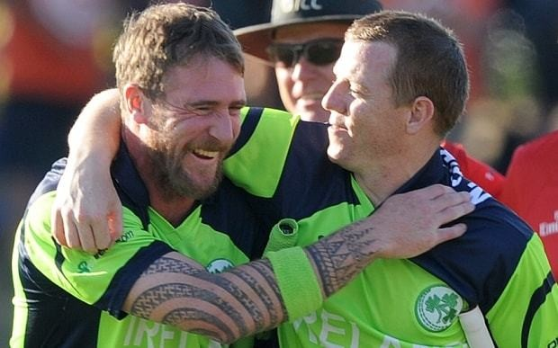 Ireland cruise to World Cup win against West Indies