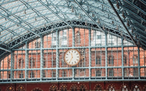 The remarkable revival of St Pancras, the iconic railway station once earmarked for demolition
