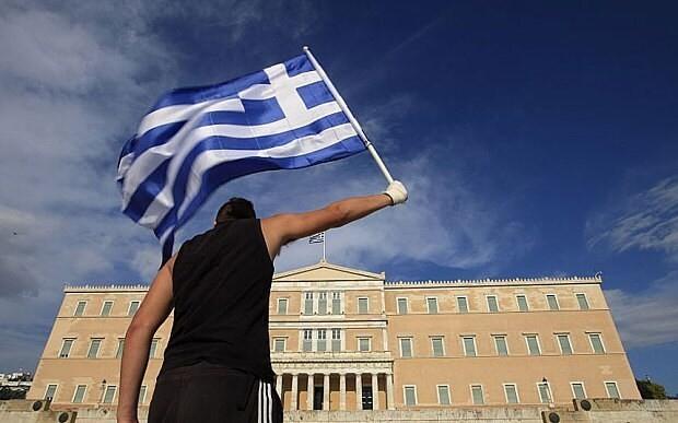 Greek debt drama dents business optimism in the eurozone