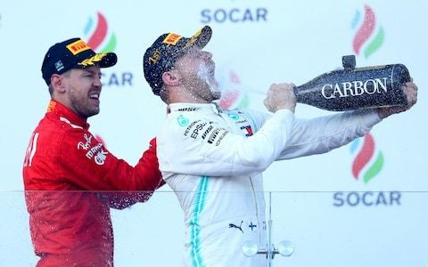 F1 driver power rankings - April: who has impressed after Chinese and Azerbaijan GPs?
