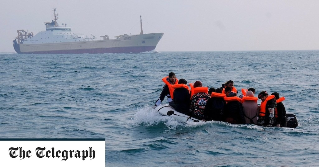Priti Patel planning weekly removals of Channel migrants to Italy, France and Germany