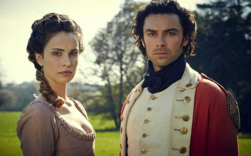 Poldark actress Heida Reed reveals she was instrumental in decision to cut rape scene from BBC show