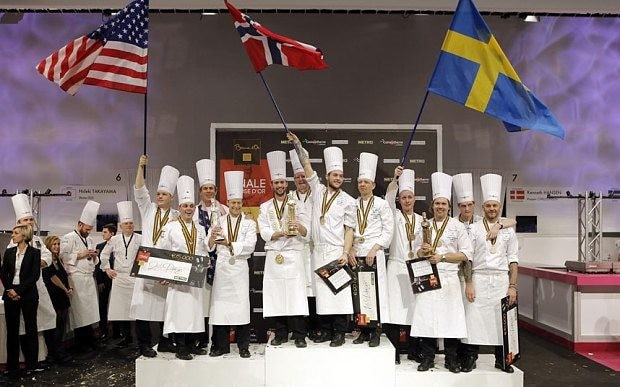France finish seventh in Bocuse d'Or 'the cooking world cup' – a new low