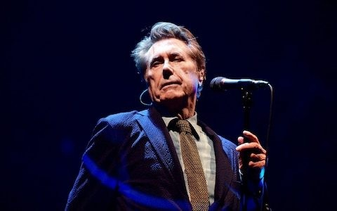 Bryan Ferry, Royal Albert Hall, review: big hits and seductive rarities from pop's suavest silver fox