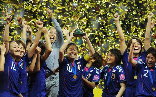 Japan confirm details of new professional women's football league