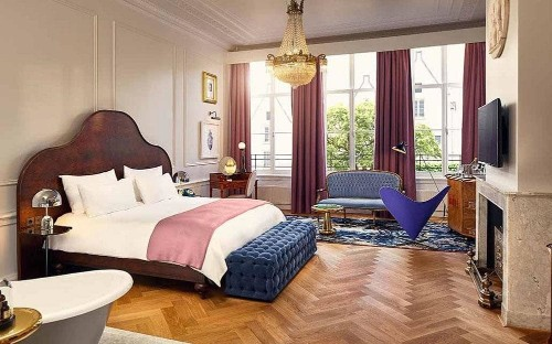 The most romantic Amsterdam hotels