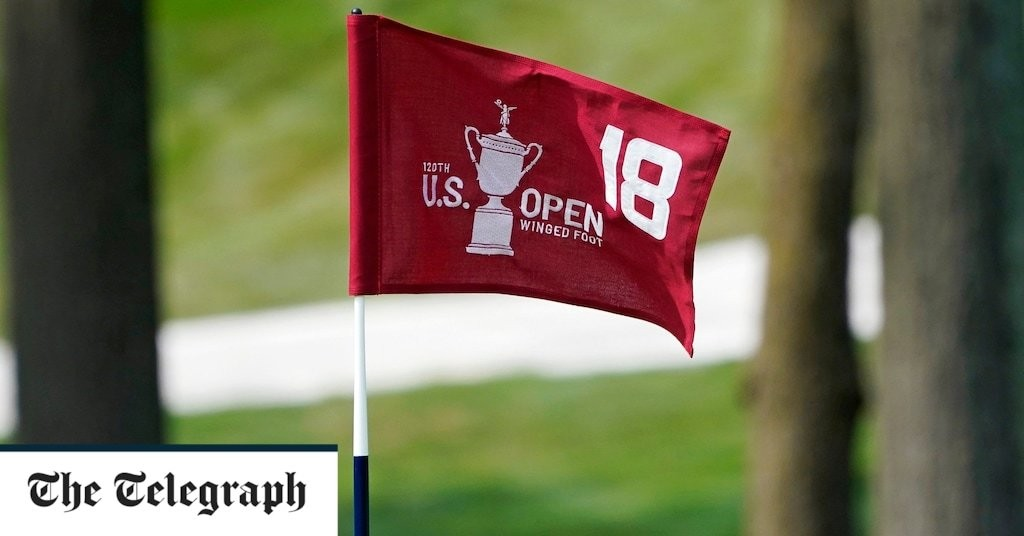 US Open 2020 leaderboard: live scores from Winged Foot
