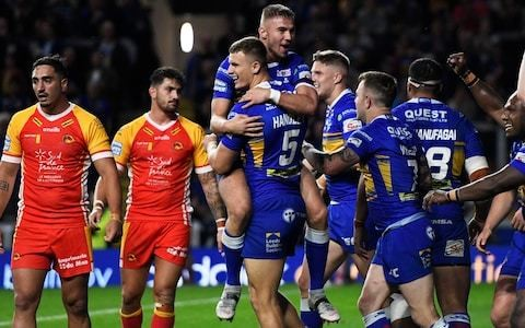 Leeds Rhinos found guilty of breaching Super League salary cap after 'administrative error'... but avoid points deduction