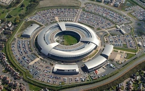 Dozens of cyber attacks target heart of government every month, GCHQ chief warns