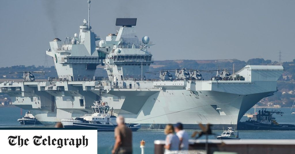 Coronavirus outbreak on HMS Richmond with infected crew returning to base