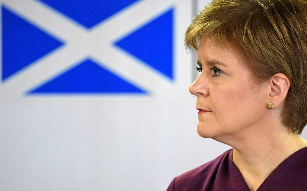 Nicola Sturgeon: Do not expect a summer holiday this year