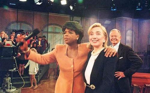 Oprah Winfrey: her untold story