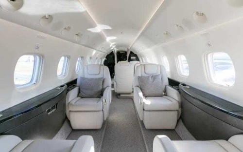 You can now fly as much as you like by private jet - for £58 a day