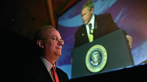 The Rove Presidency