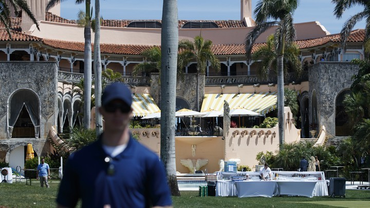 Why Would a Billionaire Charge the Secret Service $650 a Night?
