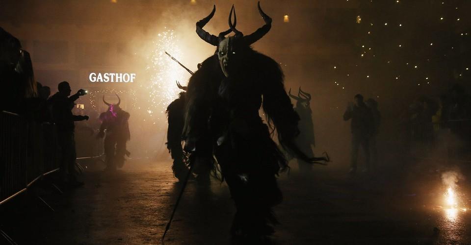 Krampus: Saint Nick's Dark Companion