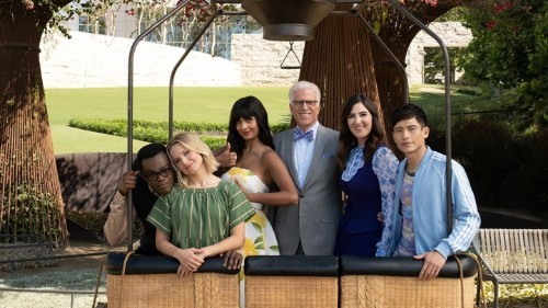 The Good Place Was a Metaphor All Along