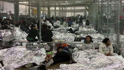The Detention Camps at the Border Are a Crime
