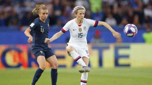 The Glorious Idealism of the U.S. Women's National Team