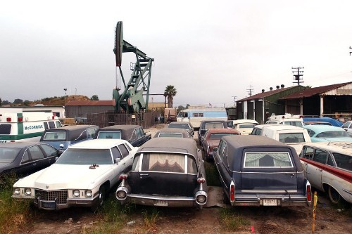 The Urban Oil Fields of Los Angeles
