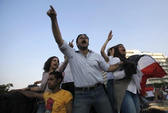 No Turning Back: Inside Egypt's Coup