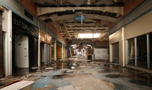 What Happens to Abandoned Malls?