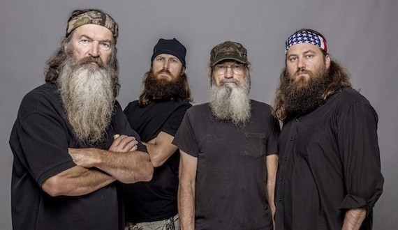 Duck Dynasty - Magazine cover