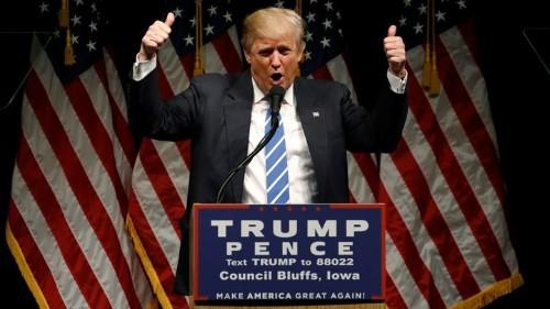 Donald Trump Is Often More Hawkish Than Washington Elites