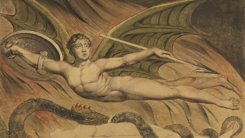 What's So 'American' About John Milton's Lucifer?