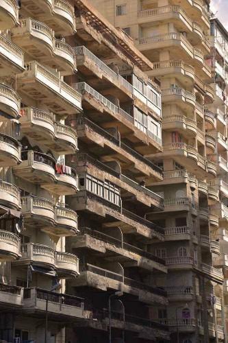 The Crumbling Grandeur of Egypt's Summer Homes