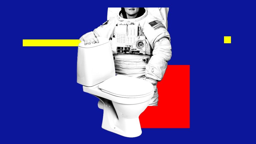 NASA Finally Made a Toilet for Women