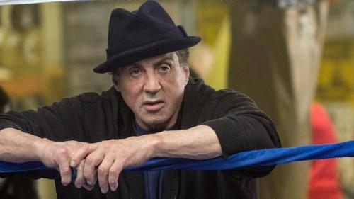 Sylvester Stallone's Glorious Renaissance