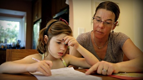 When Parents Are the Ones Getting Schooled by the Common Core