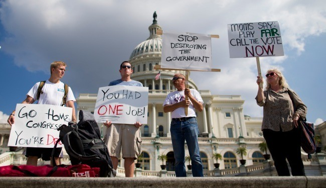 The Shutdown Is Teaching Students How Not to Run a Country