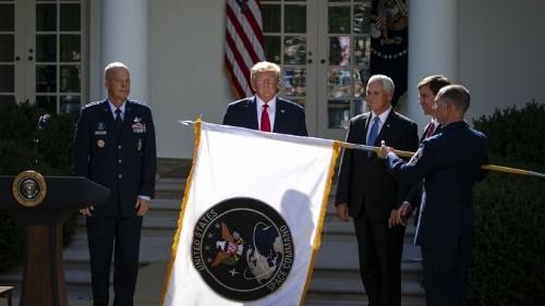 The U.S. Space Force Is Not a Joke