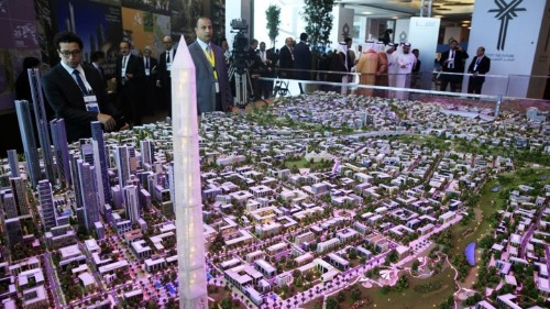 Egypt's New Potemkin Capital