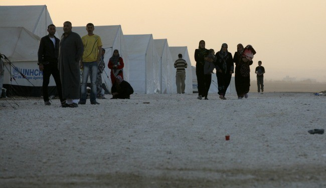 Syrians Don't Belong in Camps