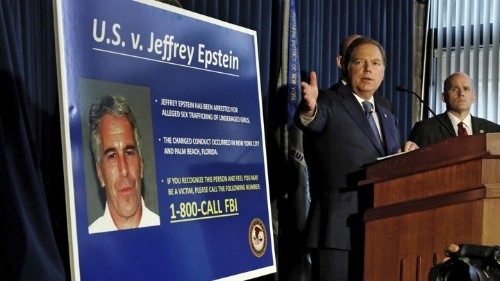 Jeffrey Epstein Indictment: He's Out of Luck